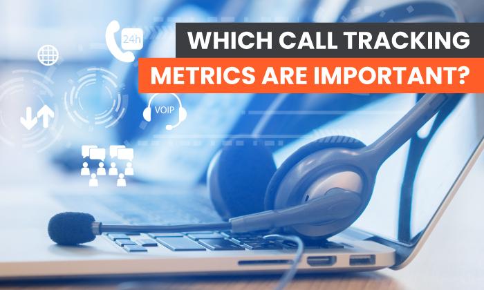 ¿Qué estadísticas de seguimiento de llamadas son importantes? Foto principal