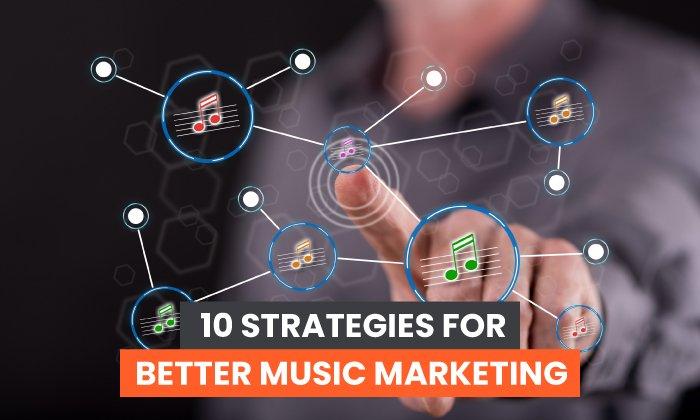estrategias de marketing musical