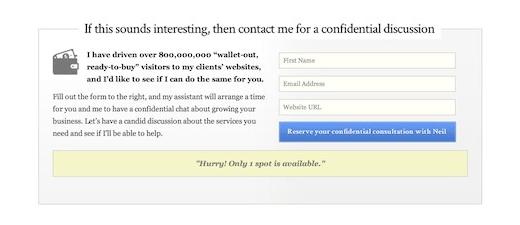Campos del formulario de contacto del 4 al 3 Cómo probar una página web