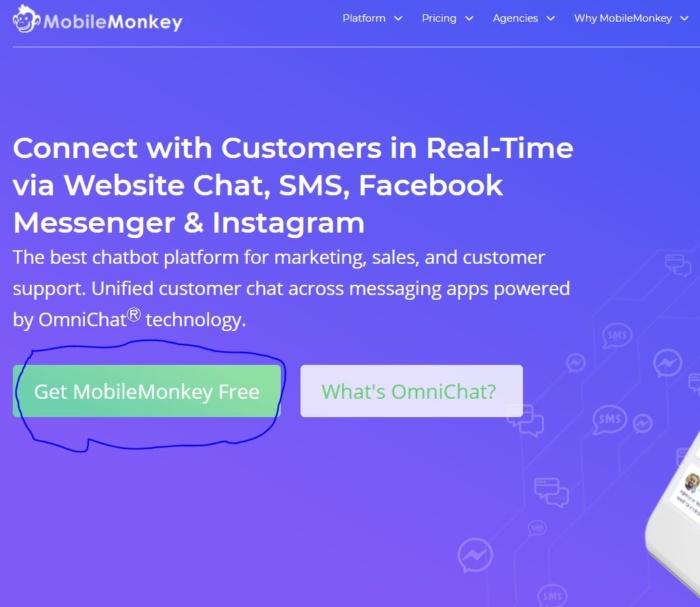 """configuración de bots de mensajería de Facebook con el software mobilemonkey """"class ="""" wp-image-104838 """"srcset ="""" https://neilpatel.com/wp-content/uploads/2021/02/facebook-messenger-bot-5-700x607 .jpg 700w, https://neilpatel.com/wp-content/uploads/2021/02/facebook-messenger-bot-5-350x304.jpg 350w, https://neilpatel.com/wp-content/uploads/2021 / 02 /facebook-messenger-bot-5-768x666.jpg 768w, https://neilpatel.com/wp-content/uploads/2021/02/facebook-messenger-bot-5.jpg 1032w """"tamaños ="""" (ancho -máx : 700px) 100vw, 700px"""