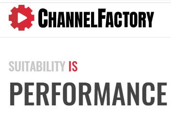 programa de medición de fábrica de canales de youtube