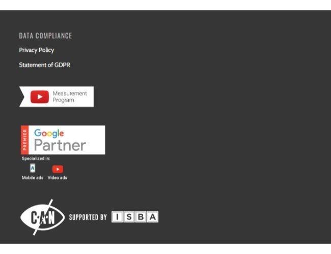 Cómo saber si una empresa está en el Programa de medición de YouTube (YTMP)