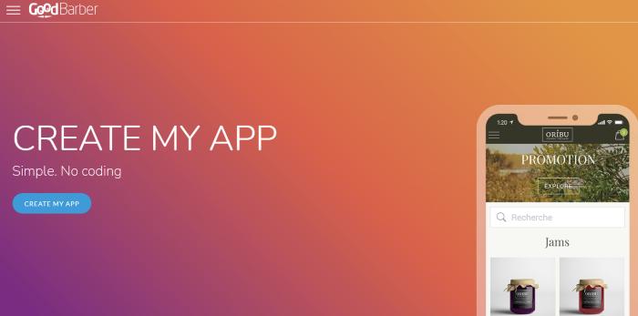 Recursos para ayudarlo a crear su aplicación - GoodBarber