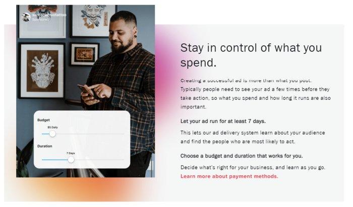 Cuánto cuestan los anuncios de Instagram: controle sus gastos