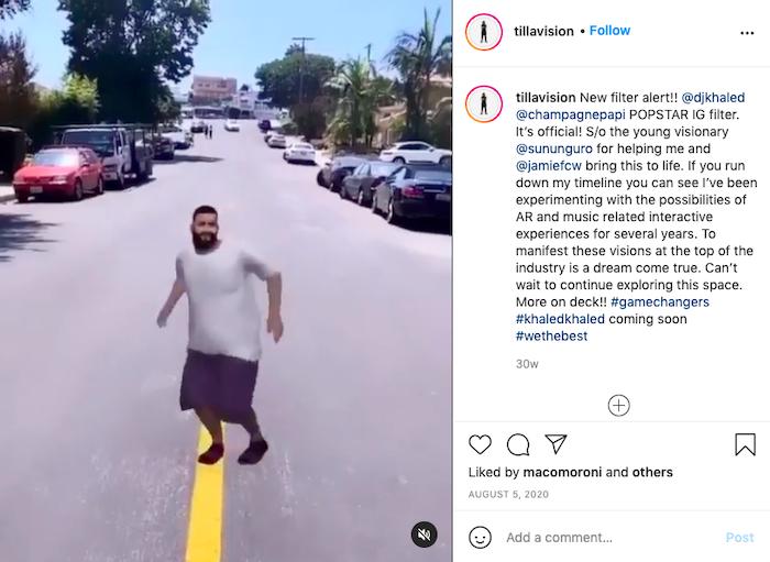 marketing musical - contenido interactivo DJ Khaled