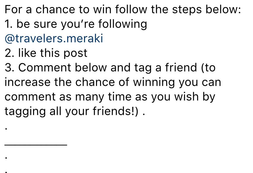 """Ideas para el concurso de Instagram: obtenga una muestra de entrada adicional """"width ="""" 641 """"height ="""" 440"""