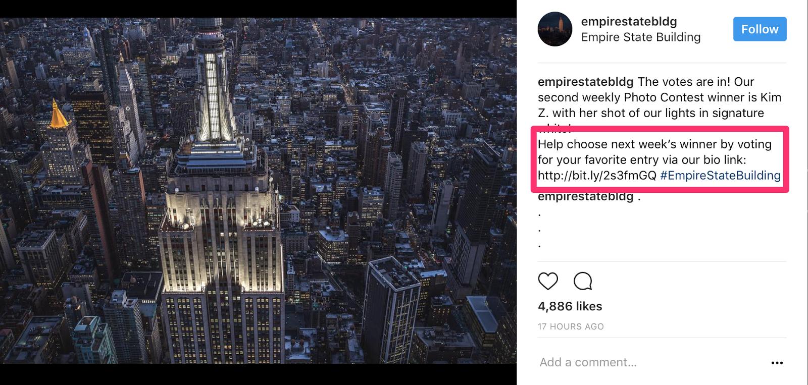 """ideas de concurso de instagram - ejemplo 2 de un concurso de fotografía """"ancho ="""" 700 """"alto ="""" 382"""