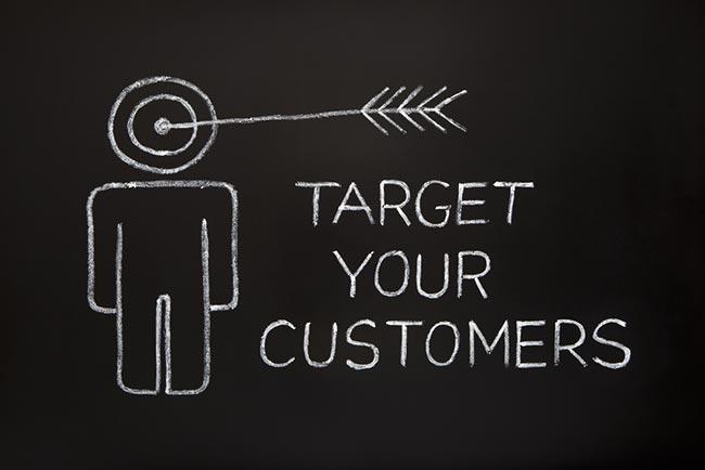 clientes objetivo - redacción SEO