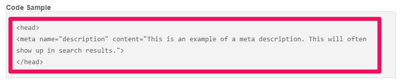 meta descripciones - redacción SEO