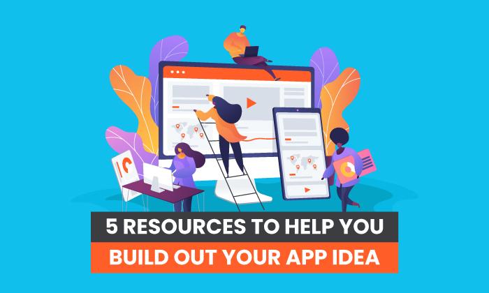 recursos para crear una idea de aplicación