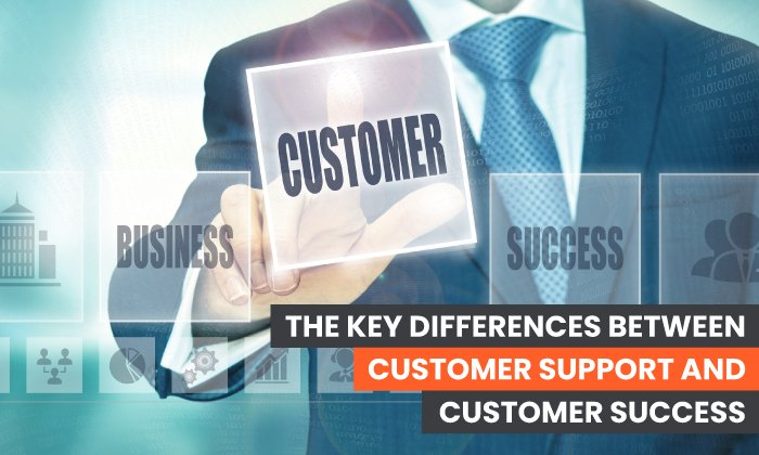 Las principales diferencias entre la atención al cliente y el éxito del cliente