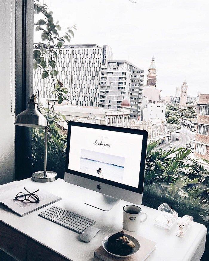 Consejos para trabajar de forma remota con éxito: elija un buen lugar para el espacio de trabajo