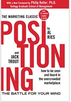 Libros de marketing: posicionamiento: la batalla por tu mente