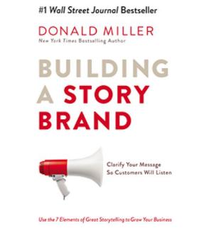mejores libros de marketing: crea una historia de marca
