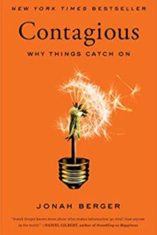 mejores libros de marketing - contagioso