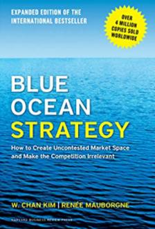 mejores libros de marketing - estrategia del océano azul