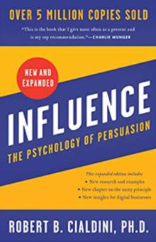 mejores libros de marketing - influencia