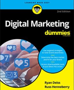 mejores libros de marketing: marketing digital para principiantes