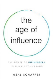 Mejores libros de marketing: Age Of Influence