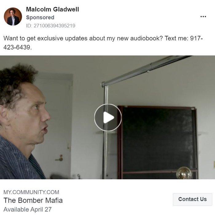 Marketing de liderazgo intelectual - Malcolm Gladwell