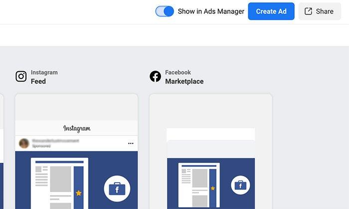 Cómo utilizar Facebook Creative Hub - Publica tu anuncio