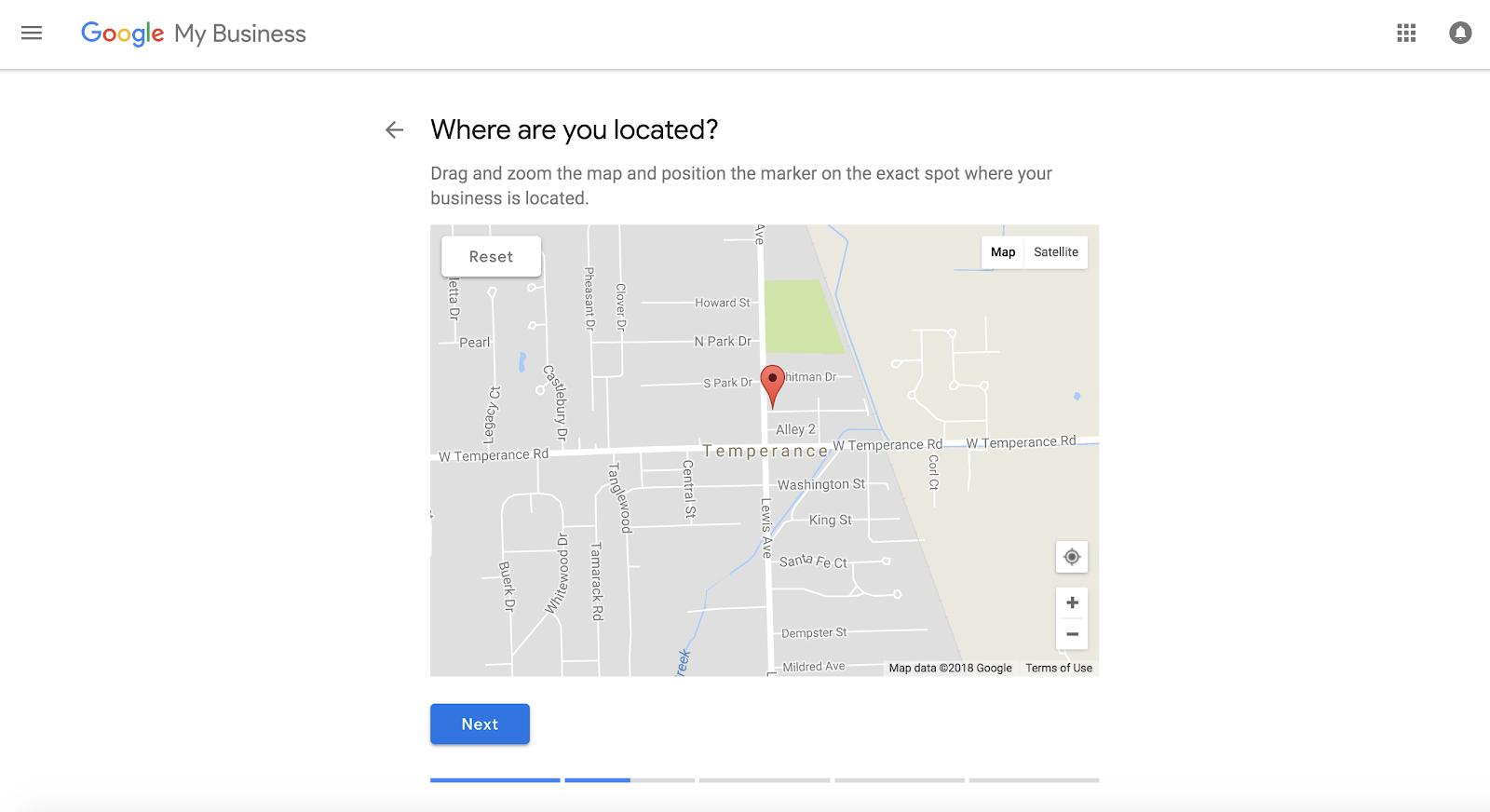 """Uso de Google Maps para optimizar su página de Google My Business. """"Clase ="""" wp-image-58732 """"ancho ="""" 700 """"alto ="""" 436"""