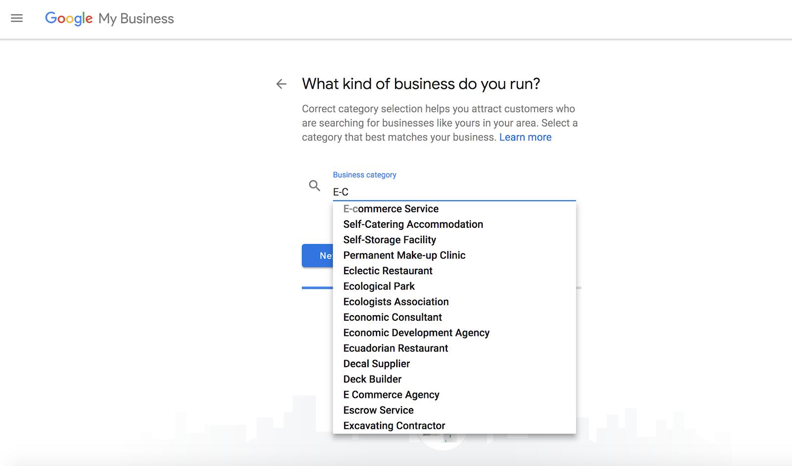 """Ejemplos de categorías comerciales para su cuenta de Google My Business """"class ="""" wp-image-58751 """"width ="""" 700 """"height ="""" 472"""
