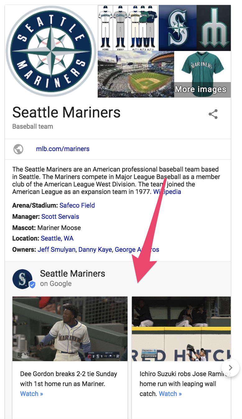 "google my business idea - business page for the Seattle Mariners"" class=""wp-image-58735"" width=""584"" height=""1011"" srcset=""https://improvvisa.es/wp-content/uploads/2021/04/1617978015_668_Como-optimizar-Google-My-Business-y-aprovecharlo-para-obtener-mas.png 778w, https://neilpatel.com/wp-content/uploads/2018/04/pasted-image-0-228-350x606.png 350w, https://neilpatel.com/wp-content/uploads/2018/04/pasted-image-0-228-768x1331.png 768w, https://neilpatel.com/wp-content/uploads/2018/04/pasted-image-0-228-700x1213.png 700w"" sizes=""(max-width: 584px) 100vw, 584px"