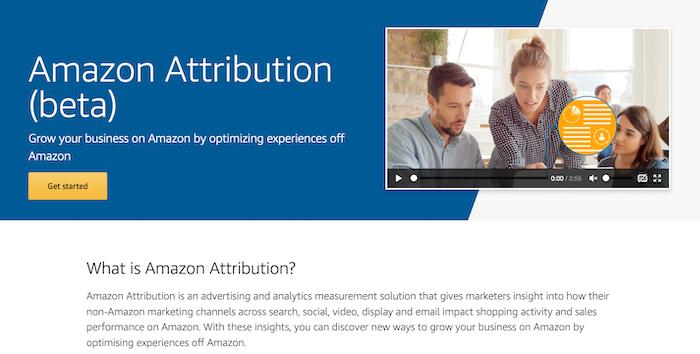 ¿Qué es la atribución de Amazon?