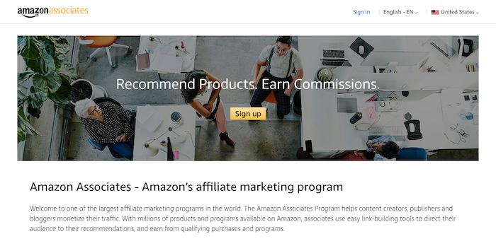 Alternativas a la atribución de Amazon: seguimiento de Amazon Associates