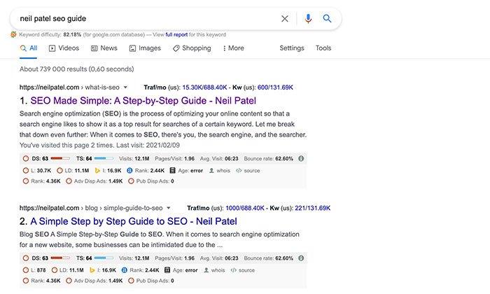 Visor de caché web: cómo obtener un enlace en caché con la búsqueda de Google