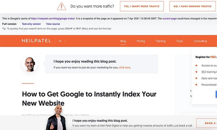 Herramientas y consejos del visor de caché web: cómo utilizar la extensión de Chrome