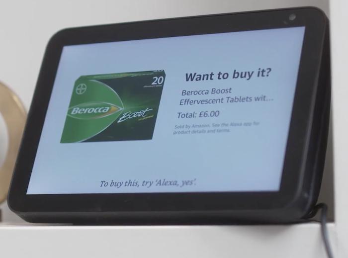 Ejemplos de buenos anuncios de audio de Amazon - Berocca