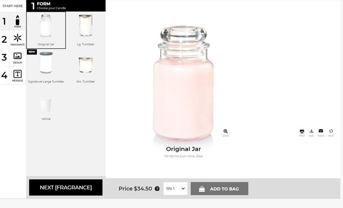 Compre en línea, recójalo en la tienda - Yankee Candle