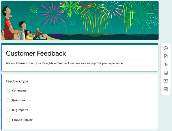 creador de encuestas en línea - formularios de google