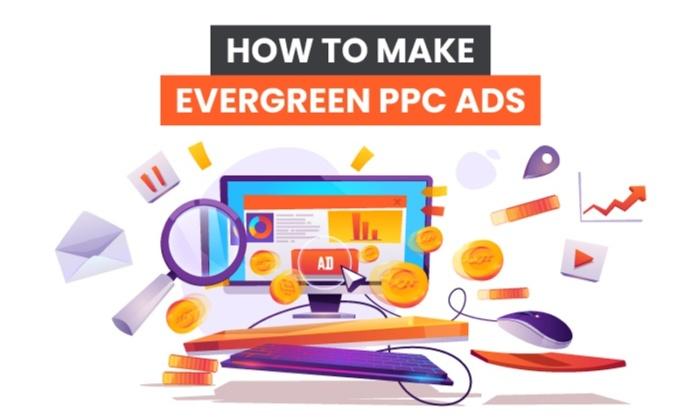 Cómo crear anuncios PPC de Evergreen
