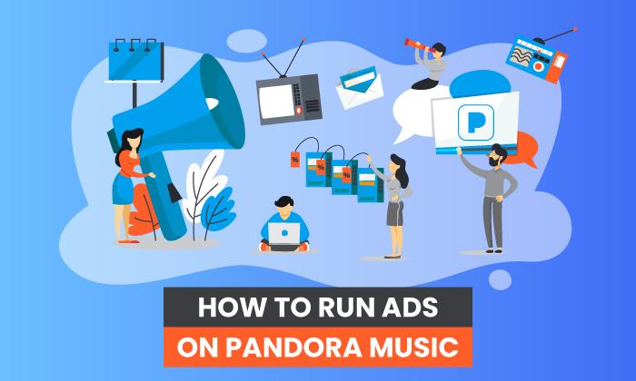 Cómo ejecutar anuncios de música de Pandora