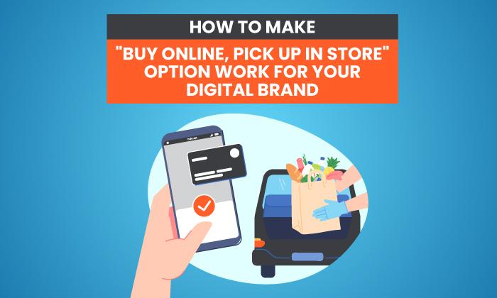 """¿Cómo obtengo la opción """"Comprar en línea, recoger en tienda""""? funciona para tu marca digital"""