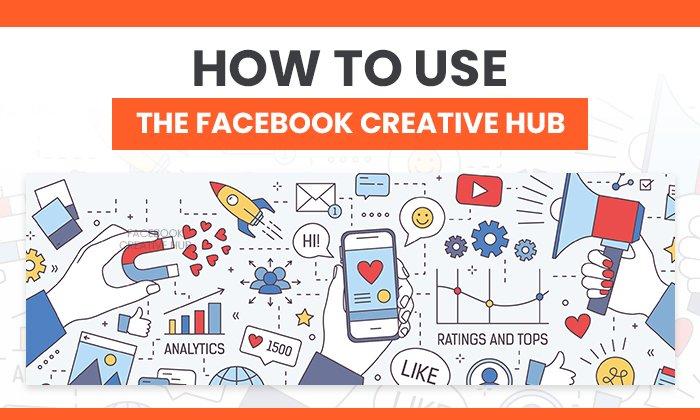 centro creativo de facebook