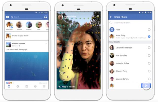 ¿Qué son las Historias de Facebook?