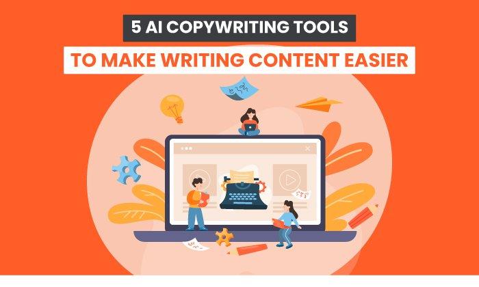 5 herramientas de escritura de IA para facilitar la escritura de contenido