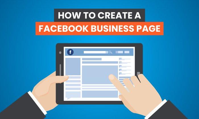 Cómo crear una página de negocios en Facebook