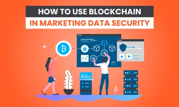 Cómo utilizar blockchain en la seguridad de los datos de marketing