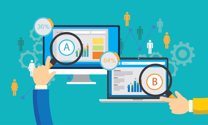Test A / B: definición, funcionamiento, ejemplos y herramientas