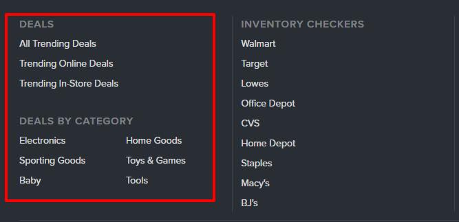 Cómo funciona BrickSeek para los consumidores - Buscador de productos