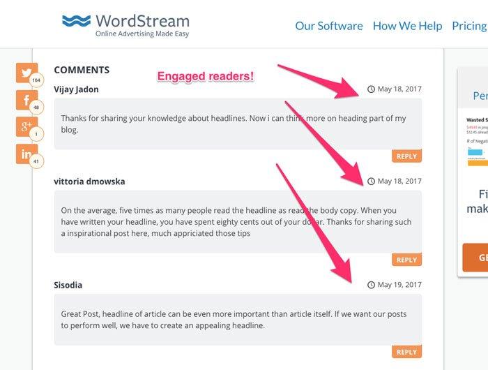 encontrar blogs con lectores comprometidos para publicaciones de invitados de marketing entrante