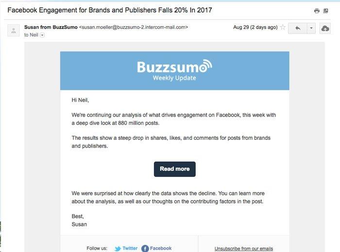 cree correos electrónicos valiosos para mejorar su estrategia de marketing entrante
