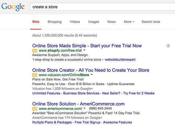 Estrategias de copia de anuncios de Google